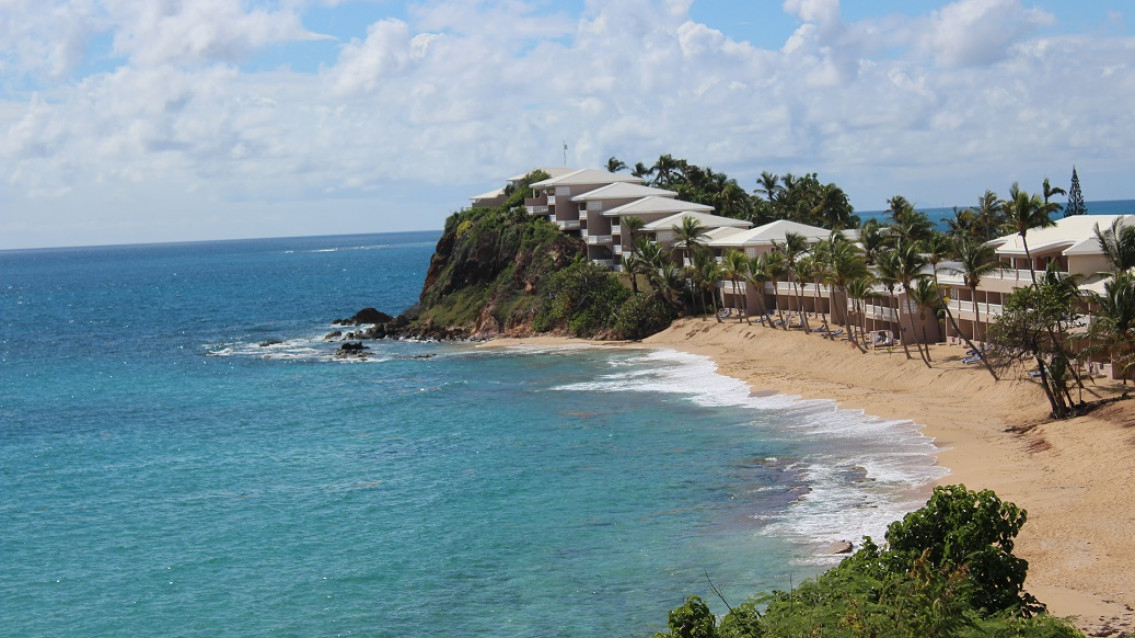A Legendary All-Inclusive Resort in Antigua is open again